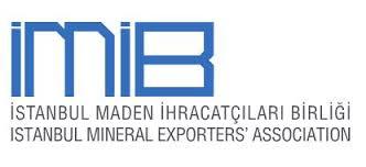 İstanbul Maden İhracatçıları Birliği (İmib) Logo